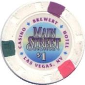 casino brewery LV $1 anv