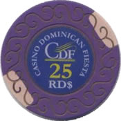 casino dominicana fiesta 25 RDS chip anv