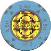 casino golden palace batumi 2,50 chip anv