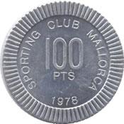 casino mallorca 100 Ptas tk anv