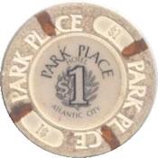 casino park place AtC $1 chip anv