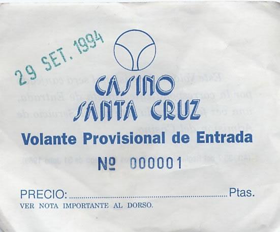 casino santa cruz volante admision inauguración anv