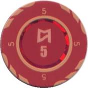casinos del mar pullmantur 5 chip anv