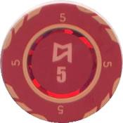 casinos del mar pullmantur 5 chip rev