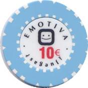 gran casino magna ciudad real grp emotiva 10 € chip anv