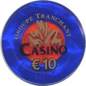 casino valras-plage € 10 jeton rev