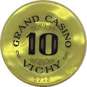 grand casino vichy FF 10 jeton 1