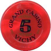 grand casino vichy FF 5 jeton 1