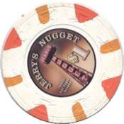 casino jerry's nugget LV $1 chip rev