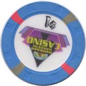 casino hawaiian gardens CA $1 chip rev