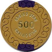 casino star isla margarita 500 chip 1 anv=rev