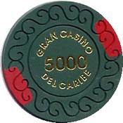 gran casino del caribe 5000 chip 1