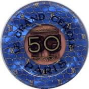 casino le grand cercle paris FF 50 jeton AZ 1 anv