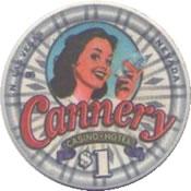 casino cannery $1 LV anv