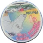 casino daytona beach kennel club FL $1 chip rev