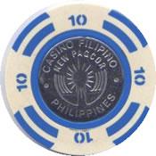 casino filipino new pagcor 10 chip anv