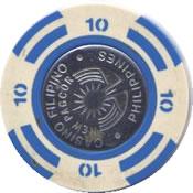 casino filipino new pagcor 10 chip rev