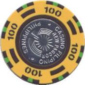 casino filipno new pagcor 100 chip rev