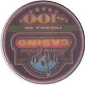 casino grand central lakewood WA $100 chip rev