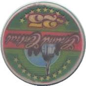 casino grand central lakewood WA $25 chip rev