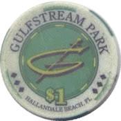 casino gulfstream park hallandale beach FL $1 chp anv