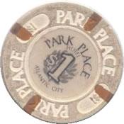 casino park place AtC $1 chip rev