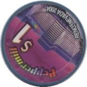 casino peppermill reno $1 chip 1 rev