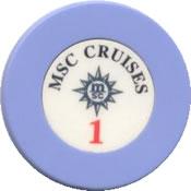msc cruises 1 chip anv