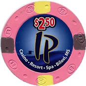 casino ip biloxi ms $ 2,50 chip 1 anv