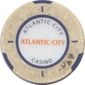 casino atlantic city $1 chip rev