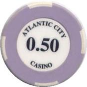 casino atlantic city lima peru 0.50ct chip anv