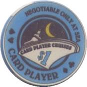 casino card player cruises $ chip anv