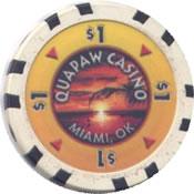 casino quapaw miami oki $1 anv