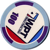 world poker tour las vegas 100 rev