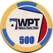 world poker tour las vegas 500 rev
