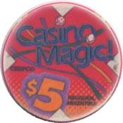 casino magic neuquen $5 chip anv