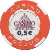 casino frejus 0,5 € chip anv