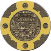 casino hollywood Park $5 chip rev
