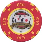 casino puertollano ciudad real 10 € chip rev