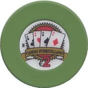 casino puertollano ciudad real 2 € chip rev