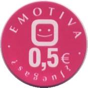 gran casino magna ciudad real grp emotiva 0,5 € chip anv