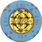 casino golden palace batumi 2,50 chip anv